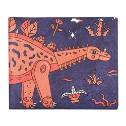 Кошелек NEW WALLET - new Dinosaur / Бренд: New wallet /